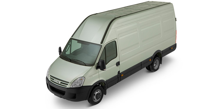 Iveco Daily 35S14 Superlungo Superalto